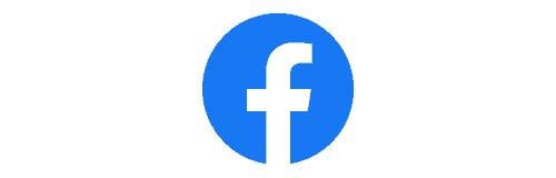 Facebook logo 500x160